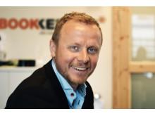 Eivind Norebø, administrerende direktør i Bookkeeper.