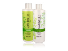 Naturelle Lotion & Shower Delicious Fruits, 400 ml
