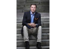 Jonas Tellander, CEO