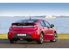 Elbilen Opel Ampera