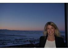 Sara Johansson, Hotelldirektör Scandic Ferrum