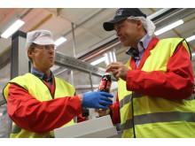Coca-Cola sender gjenbruksflasken til Teknisk Museum