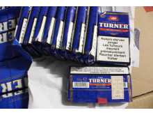 Op Incuse Turner tobacco seized from van by HMRC