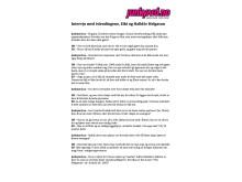 Helgason intervju - Del 1