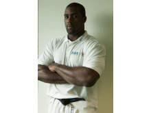 Judo World Champion Teddy Riner
