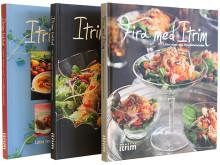 Itrims tre kokböcker - webbformat