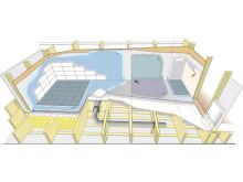 Ta del av det senaste om hur du Bygger Badrummet Rätt – som även håller tätt - på Nordbygg 2014
