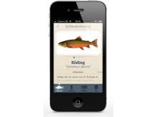 Fisnknyckeln - app om fiskar