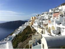 Bravo Tours Santorini Udsigt