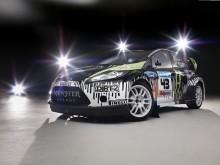 Ken Block kör svenskbyggd Monster-Fiesta i Rally America och X Games - bild 3