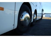 Swebus nya Mercedes Tourismo L fälgar