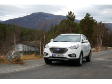 Hyundai ix 35 Fuel Cell