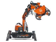 Husqvarnas nya robotsaxar river snabbast i klassen