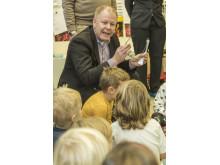Peter Viinapuu svarar på barnens frågor
