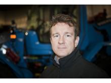 Volvo L60G PCP - Fredrik Rigö, projektledare och marknadskommunikationschef på Swecon