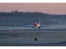 737 Departure