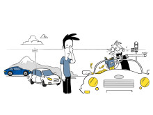 Driving personalities - The know-it-all