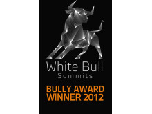 2012 Bully Awards Winner