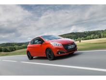 Sverigepremiär för nya Peugeot 208