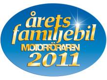 Årets Familjebil 2011