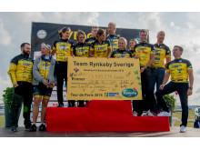 Team Rynkeby Sverige 2015