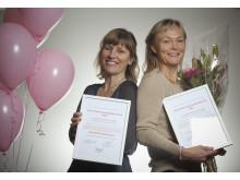 Sveriges bästa bröstsjuksköterskor – Elisabeth Stolpe Rados och Eva Alm på Västmanlands sjukhus