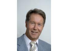 Mats Andersson, meteorolog, föreläser den 19 november om framtidens väder.