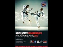 Nordisk mesterskap i karate i Oslo