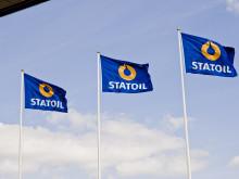 Statoilflaggor