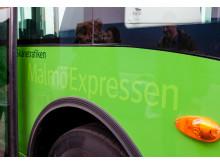 MalmöExpressen detalj utsida