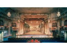 Drottningholms Slottsteater - scenen