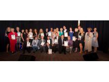 Prisregn över Sweden Hotels Gala 2013 - alla vinnare