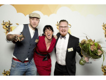 Brunnsboskolan - Vinnare Arla Guldko 2015 - Bästa Matglädjeskola