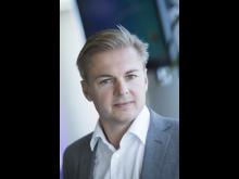 Stefan Berg, direktör IS
