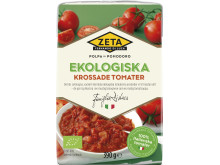 Ekologiska krossade tomater från Zeta