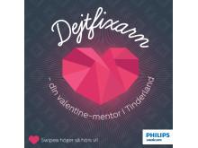 Philips Sonicare tipsar om hälsosamma kyssar