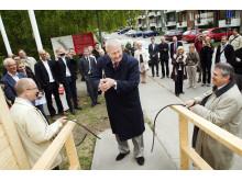 Veidekke inviger TellHus utställningen i Västertorp