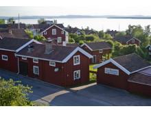Jöns Andersgården i Rättvik - utsikt