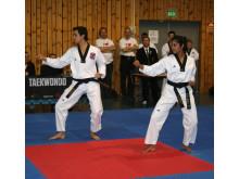 Nina og Joachim vant