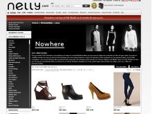Nowhere –på Nelly.com
