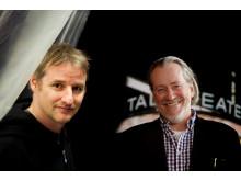 Stefan Metz och Niklas Rådström