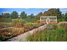 växthus från Vansta Trädgård