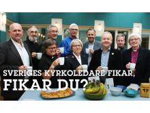 Kyrkoledarna fikar Fairtrade