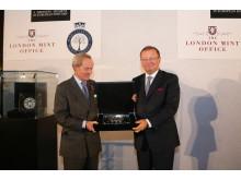lord Douro och Rysslands ambassadör Alexander Yakovenko