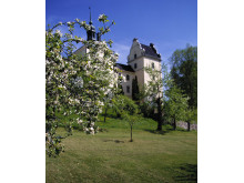 Tyresö slott, foto: Peter Segemark, Nordiska museet
