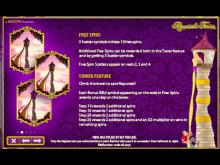 Rapunzels Tower Slotmachine