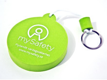 mySafety Flytande Nyckelbricka