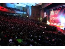 Publik, inledning av Kyrkornas världsråd den 30 oktober 2013