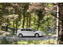Toyota Prius, världens första massproducerade hybridbil