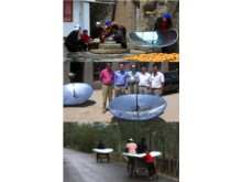 ZeroMission Energi - Solspisar i Kina